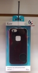 iLuv AI6AURWBK Aurora Wave Glow in Dark case for iPhone 6