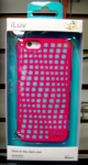 "ILUV AI6AURWPN iPhone(R) 6 4.7"" Aurora Wave Case (Pink)"
