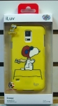 iLuv SS5SNOOSYEv2.0 Snoopy Hardshell Case for Galaxy S5