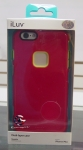 iLuv AI6PREGAPN Dual layer case Regatta for iPhone 6+