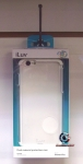iLuv AI6PVYNEWH Vyneer Dual material protection case for iPhone 6 Plus