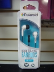 Polaroid PHP783WH Noise Isolating Earbuds