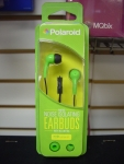 Polaroid PHP783  Noise Isolating Earbuds