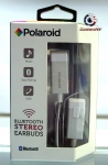 Polaroid PBT83SL Bluetooth Stereo Earbuds