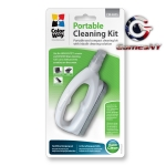 ColorWay Portable Compact Cleaning Kit with Inbuilt Cleaning Solution (CW-4805)