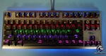 E-Blue EKM727 FPS Mazer Metal RGB Multi Color LED Backlit Customizable USB Wired