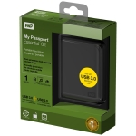 718037770642, Western Digital 1TB My Passport Essential SE Portable Hard Drive (Black)