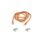722868137024, 10ft cat5e orange patch cordsnagless