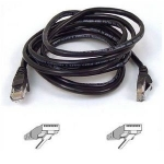722868197103, 15ft cat5e black patch cordsnagless rohs