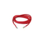 722868226858, 3ft cat5e red crossover cablesnagless rohs