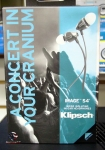 Klipsch Image S4 - headphones - In-ear, Binaural - White