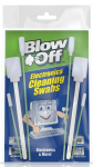 Blow Off Electronics Cleaning Swabs