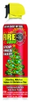 Fire Gone Suppressant Christmas Label 16 oz