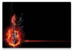 "766623475679, Manhattan, 17"" Laptop Skin, ""Guitar"" (475679)"
