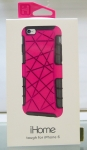 iHome Tough Anti-Scratch Snap On Cover Case for iPhone 6