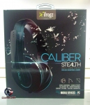 iFrogz CAL-STEALT Caliber Stealth mobile gaming headset.