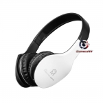 Mental Beats DJ Skin headphones with mic Black/White