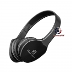 Mental Beats DJ Skin headphones with mic Black/Black