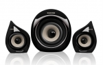 Krator N4-21U12 (12W 2.1ch USB Speakers)