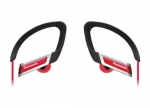 885170045491, In-ear sports clip earphone - red