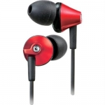 885170077447, Earbud earphone-red