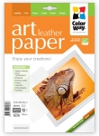 "ART Glossy ColorWay Photo paper texture ""Leather""8.5""x11"",10sheets(PGA230010LLT)"