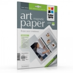 "Photo paper ColorWay ART matte ""magnetic"" 175 lb, 8.5""х11"", 5 sht (PMA650005MLT)"